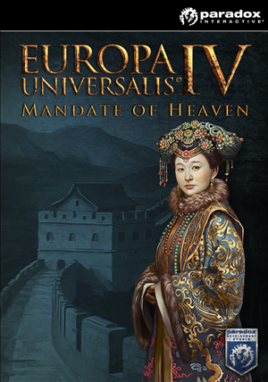 Europa Universalis IV: Mandate of Heaven cover art