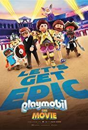 Playmobil: The Movie cover art