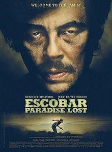 Escobar: Paradise Lost cover art
