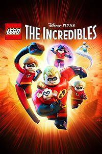 LEGO The Incredibles cover art