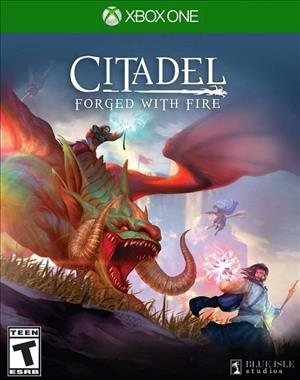 Citadel: Forged with Fire cover art
