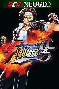 ACA NeoGeo The King of Fighters '95 cover art