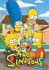 The Simpsons Season 27 (Part 2) cover art