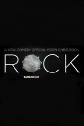 Chris Rock: Tamborine cover art