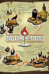 The Flame and the Flood cover art