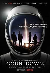 Countdown: Inspiration4 Mission to Space Season 1 cover art