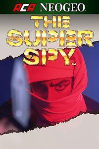 ACA NeoGeo The Super Spy cover art