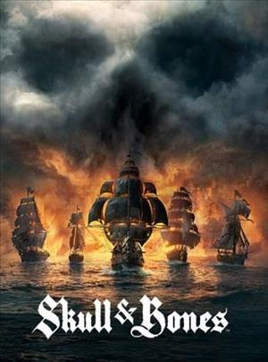 Skull and Bones cover art