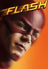 The Flash Season 1 cover art