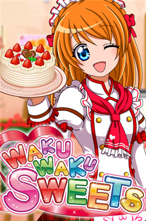 Waku Waku Sweets cover art