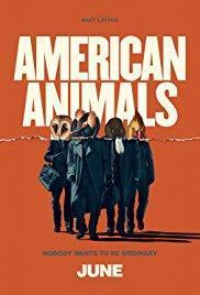American Animals cover art