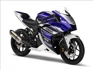 Yamaha YZF-R3 cover art