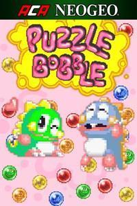 ACA NeoGeo Puzzle Bobble cover art