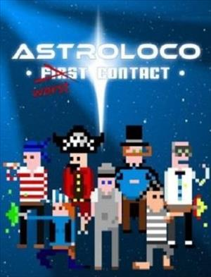 Astroloco: Worst Contact cover art