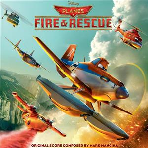 Disney Planes: Fire and Rescue cover art