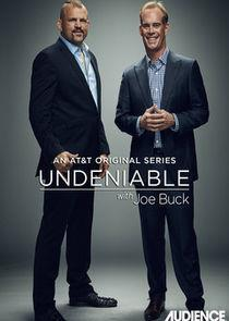 Undeniable with Joe Buck Season 3 cover art