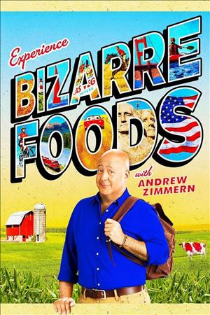 Bizarre Foods with Andrew Zimmern Season 19 cover art