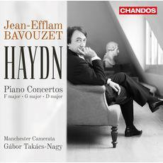 Haydn: Piano Concertos Nos. 3, 4 & 11 cover art