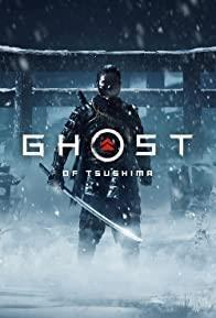 Ghost of Tsushima Director's Cut cover art