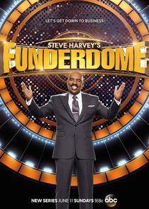 Steve Harvey's Funderdome Season 1 cover art