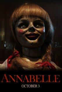 Annabelle cover art