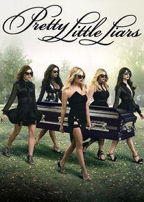 Pretty Little Liars Season 7 cover art