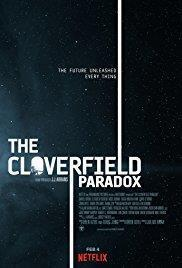 The Cloverfield Paradox cover art
