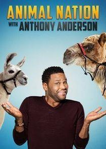 Animal Nation with Anthony Anderson Season 1 cover art