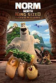 Norm of the North: King Sized Adventure cover art