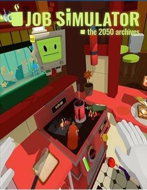 Job Simulator cover art