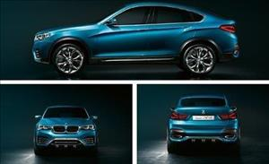 2015 BMW X4 cover art