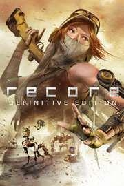 ReCore: Definitive Edition cover art