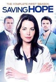 Saving Hope Season 5 cover art