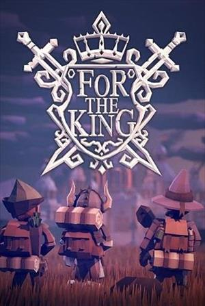 For the King cover art
