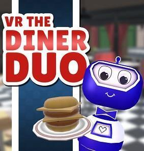 VR The Diner Duo cover art