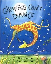 Giraffes Can't Dance (Giles Andreae) cover art