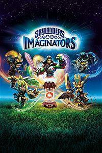 Skylanders Imaginators cover art