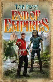 End of Empires (Toby Forst) cover art