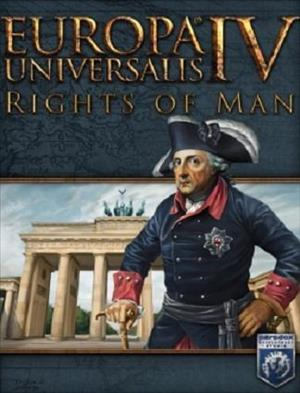 Europa Universalis IV: Rights of Man cover art