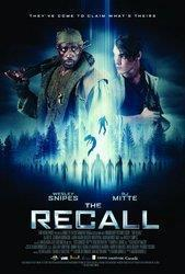 The Recall cover art
