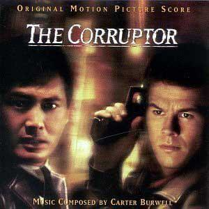 The Corruptor cover art