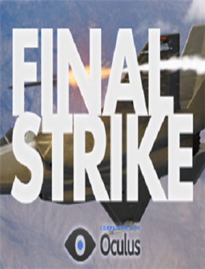 Final Strike cover art