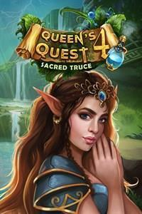 Queen's Quest 4: Sacred Truce cover art