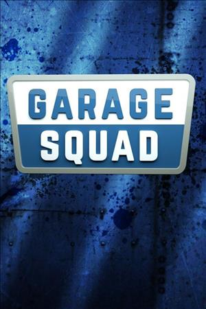 Garage Squad Season 5 cover art