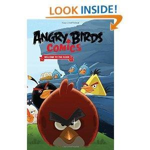 Angry Birds Comics, Vol. 1: Welcome to the Flock cover art