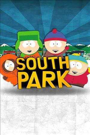 South Park Season 23 cover art