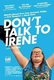Don't Talk to Irene cover art