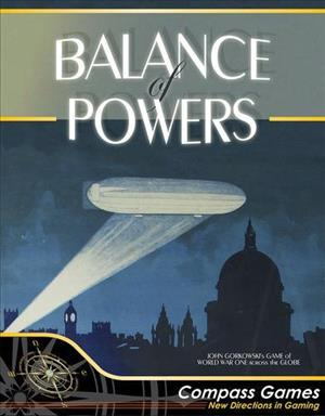 Balance of Powers cover art