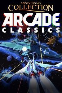 Konami Anniversary Collection: Arcade Classics cover art