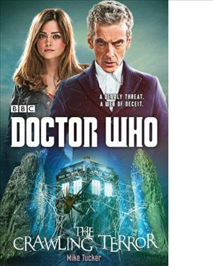 Doctor Who: The Crawling Terror cover art